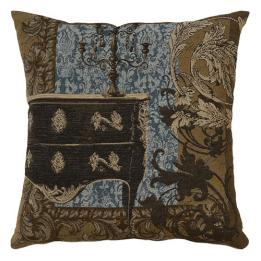 Louis XVI Chest Blue - Clearance Cushion