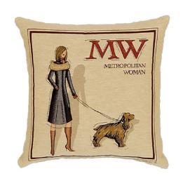Metro Woman - Clearance Cushion