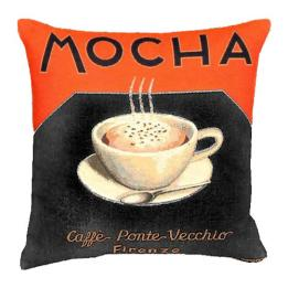 Mocha - Clearance Cushion