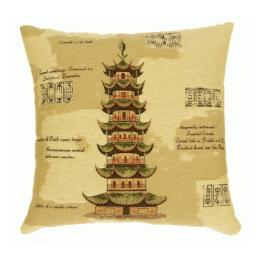 Multi-Tiered Pagoda - Clearance Cushion