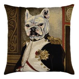Napoleon (Frenchie), Square Cushion