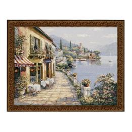 Overlook Cafe I Wall Hanging