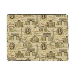 Parisienne Coordinate Rectangle - Clearance Cushion
