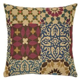 Persian Geometric Square - Clearance Cushion