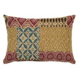 Persian Mosaic Rectangle - Clearance Cushion