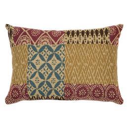 Persian Mosaic Rectangle - Clearance Cushion