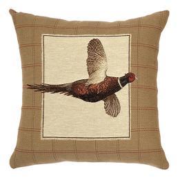 Pheasants - Flying