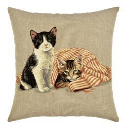 Playful Kittens - Kittens, Cream/Orange