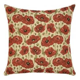 Poppies - Coordinate Square