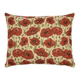 Poppies - Coordinate Rectangle