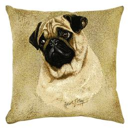 Portrait Dog - Pug