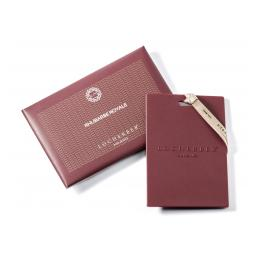 Rhubarbe Royale Scented Card