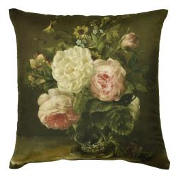 Museum Floral - Rose Green