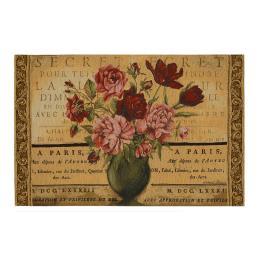 Roses & Script