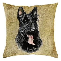 Portrait Dog - Scottie