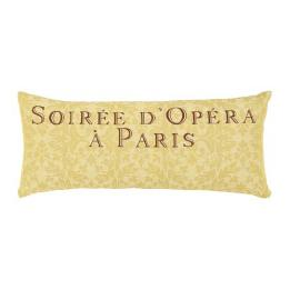 Soiree Opera Rectangle - Clearance Cushion