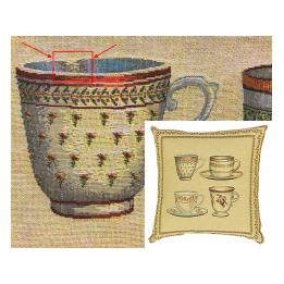 Tea Time - Tea Cups (S&S)