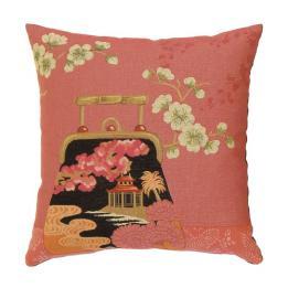 Teahouse Blossoms - Clearance Cushion