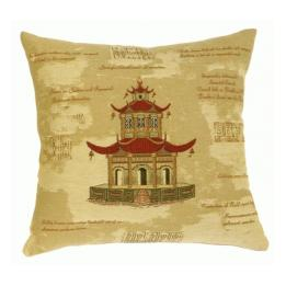 Three-Tiered Pagoda - Clearance Cushion