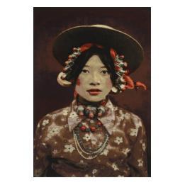 Tibetan Girl - Amrika 261