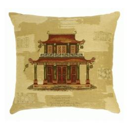Two-Tiered Pagoda - Clearance Cushion