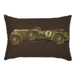 Vintage Sports Cars - #7 Green Bentley