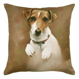 Watercolour Dogs - Jack Russell (Jackie)