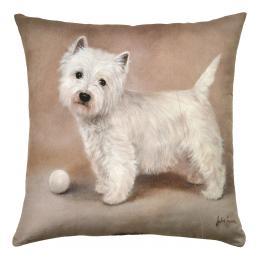 Watercolour Dogs - Westie (Walter) (S&S)