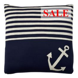 Yacht Club Knit - Stripes & Anchor