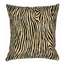 Zebra Skin - Clearance Cushion