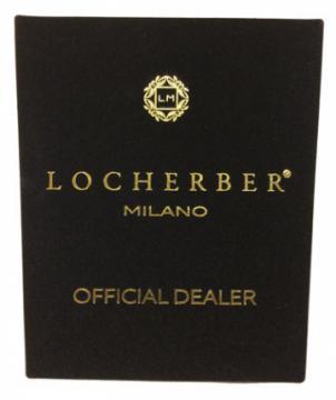 Locherber Official Dealer Plaque